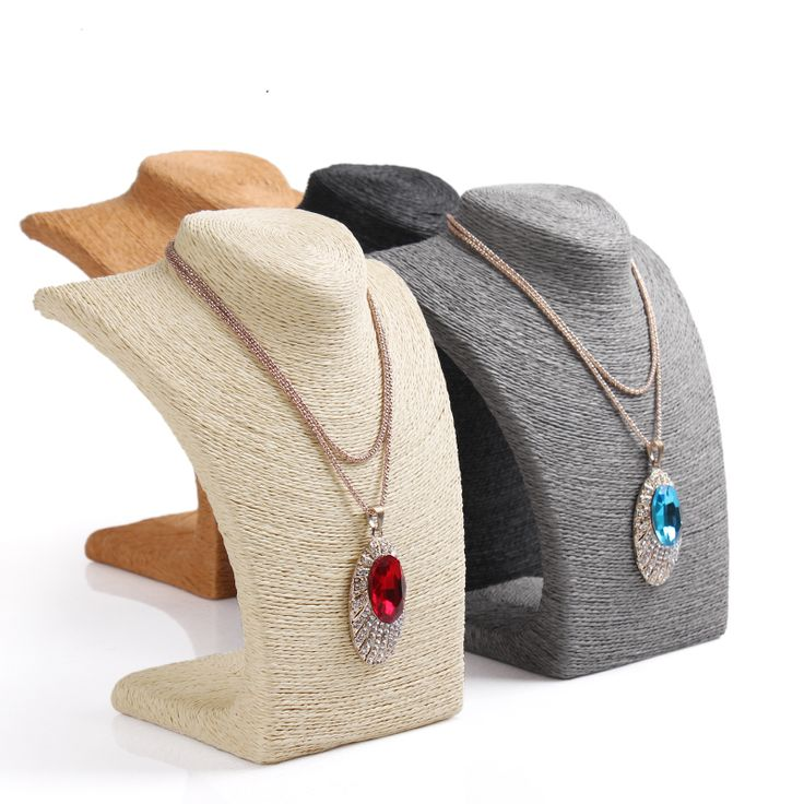 Cheap jewelry display, Buy Quality jewelry displays wholesale directly from China wholesale jewelry displays Suppliers: HOT-Selling 4 Colors Mannequin Cord  Necklace Decorate Pendant Jewelry Display Frame Stand Show For Women Wholesale Good Price