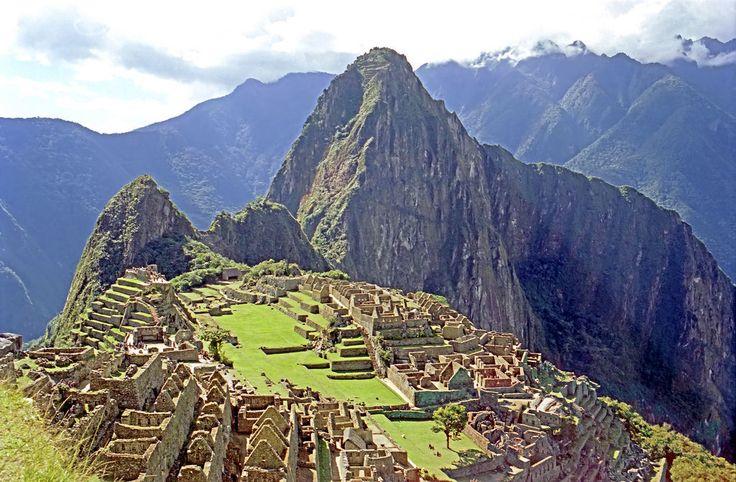 インカ帝国最大の天空遺跡!ペルー・マチュピチュはやっぱり凄かった - Find Travel