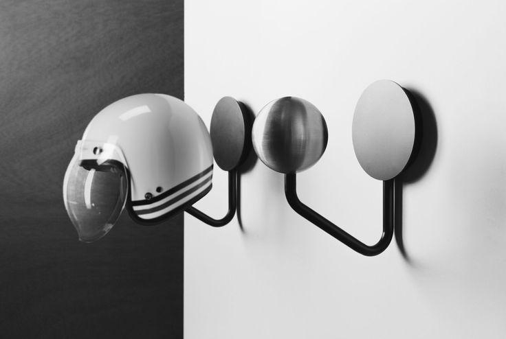 Porte casque Halley Accessories - Chazster