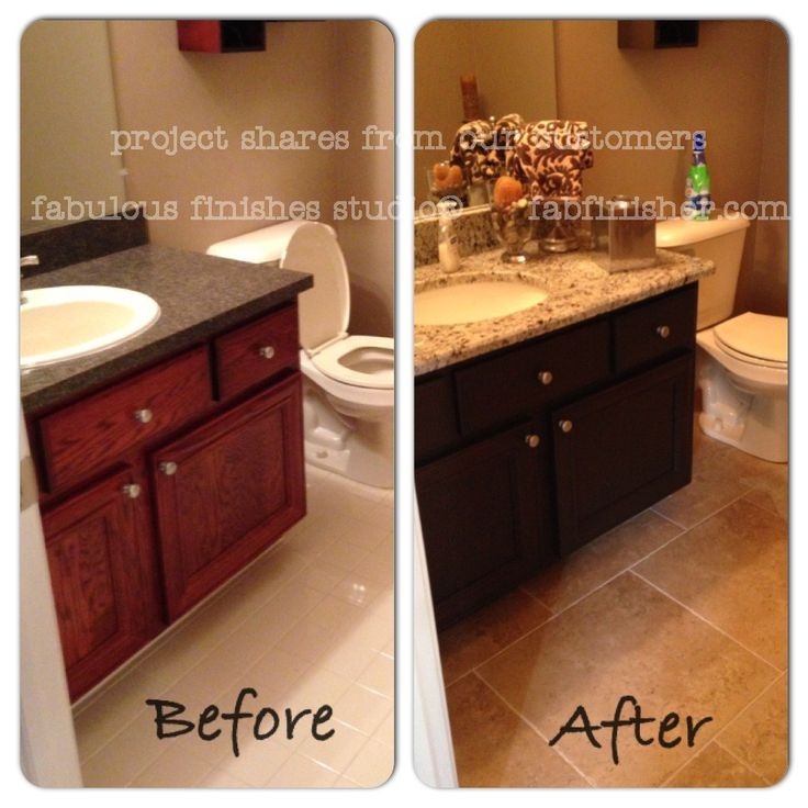 What Is The Best Paint To Use In A Bathroom: 62 Best Images About Cabinet Before/After Photos From