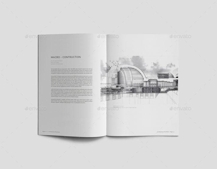 A5 Architecture Portfolio / Catalogue Live Preview on ISSUUA5 Architecture Portfolio / Catalogue TemplateArchitecture  #Architecture, #Catalogue, #Portfolio