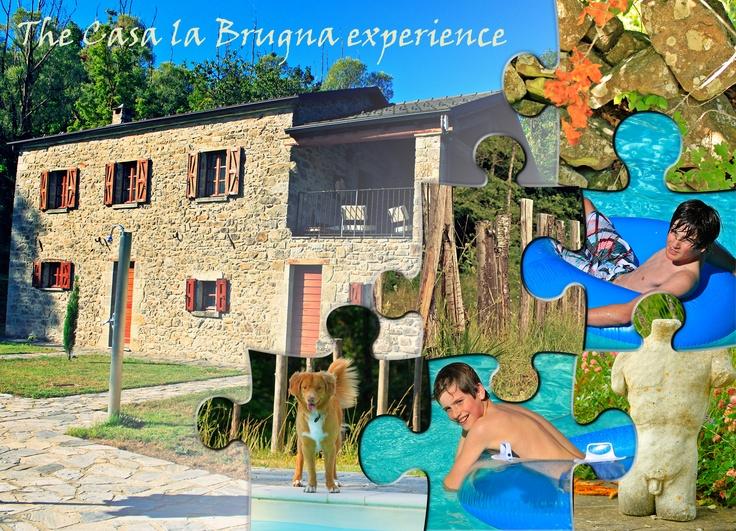 Casa La Brugna, Borgo Val di Taro, Italy!