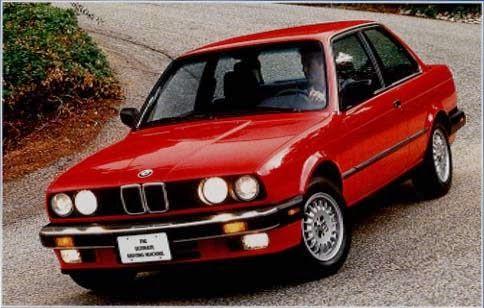 E30 BMW 325