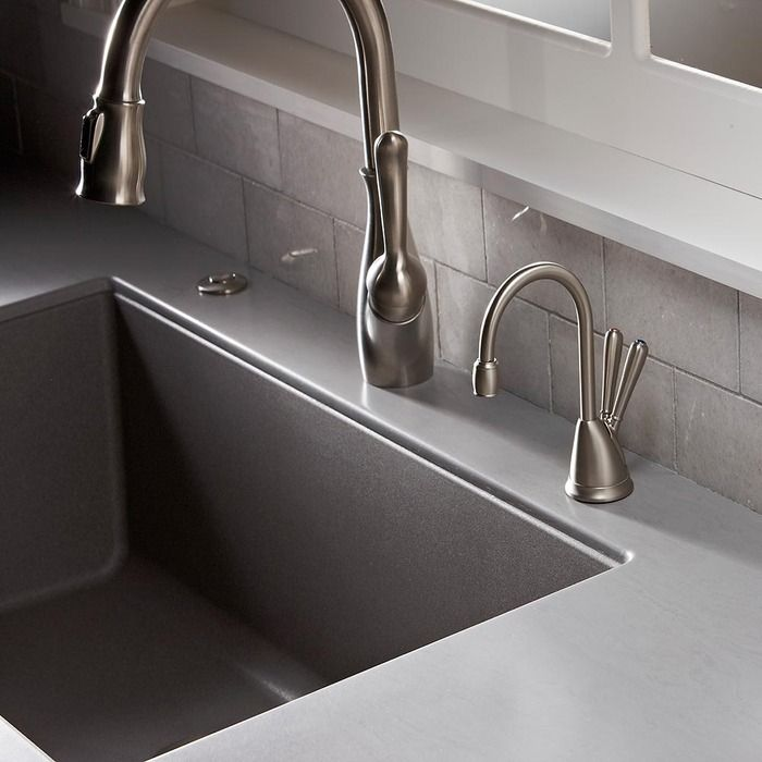 InSinkErator Involve HC View Hot/Cool - Chrome Faucet and Tank picture
