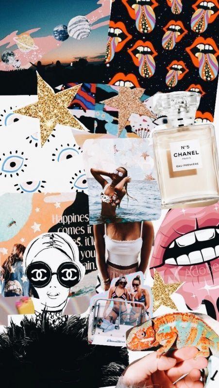Pinterest Cute Wallpaper Pinterest Chloechristner Collages In 2019 Wallpaper