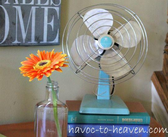 Antique Turquoise Fan!: Antique Turquoise, Antiques Fans, Antiques Turquoi, Antique Fans