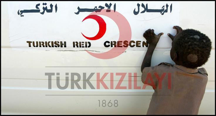Türk Kızılayı Sudan da