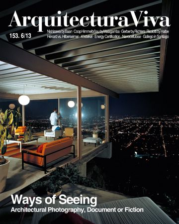 arquitectura viva 153 ways of seeing architectural photography document or fiction - Arquitecturaviva