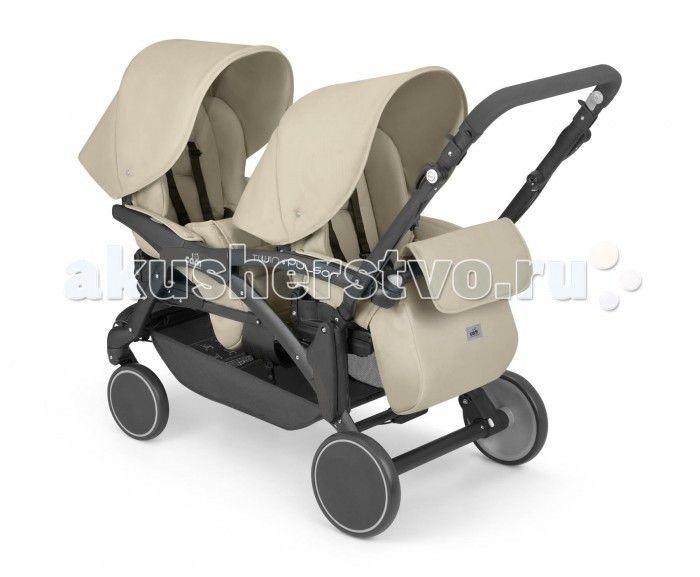 CAM Коляска для двойни и погодок Twin Pulsar  CAM Коляска для двойни и погодок Twin Pulsar – это новая прогулочная коляска для близнецов, которая также может использоваться для детей разного возраста от рождения до 3 лет.  Особенным преимуществом коляски являются два реверсивных сиденья, которые можно устанавливать в 3-х различных конфигурациях: лицом к маме, лицом по ходу движения коляски, лицом друг к другу.   Особенности:  Просторное и комфортное сидение, утепленная спинка, регулируемая в…