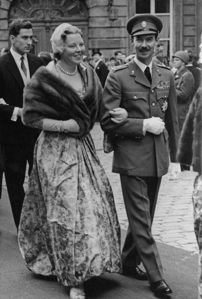 Princess Beatrix, 1958