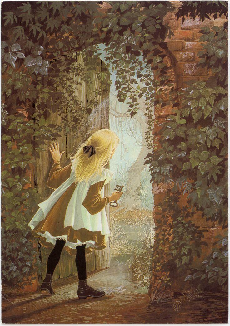 Secret Garden: 17 Best Images About The Secret Garden ⊱╮ On Pinterest