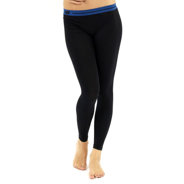 New Balance Base Layer Leggings – Vision Blue