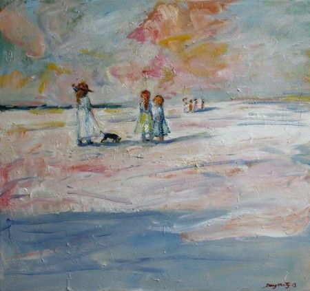 Dang van Ty: Møte på stranden