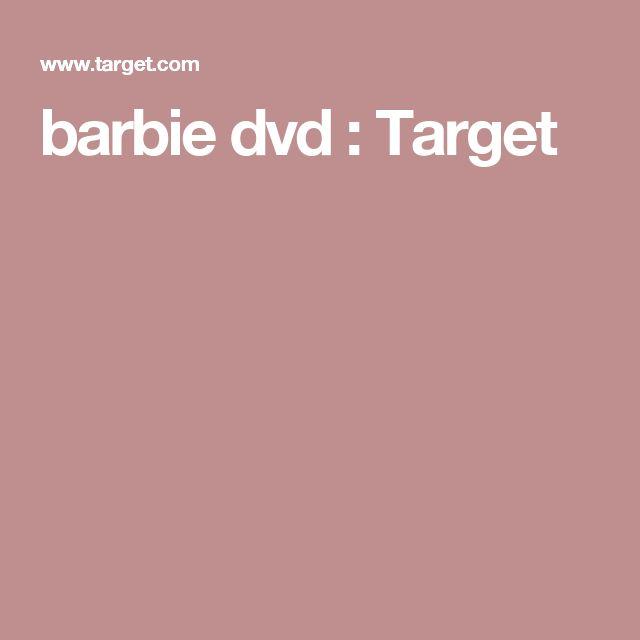 barbie dvd : Target