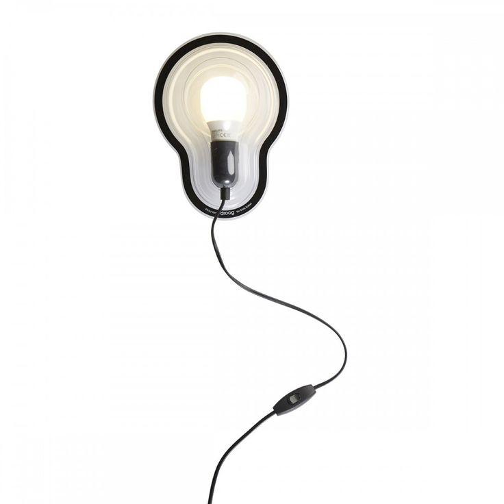 Lampe Sticky, PVC - MERCI