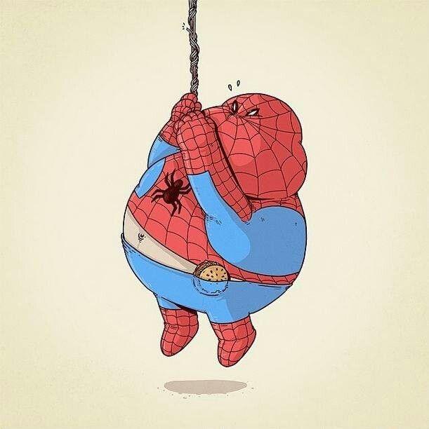Spiderfat