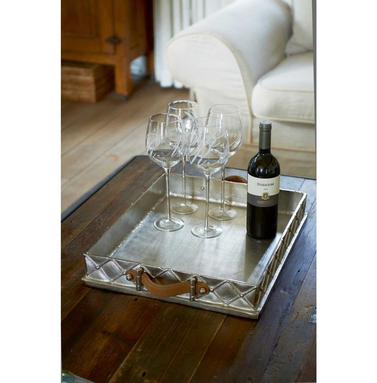 Paris Serving Tray 56x41 - Rivièra Maison #rivieramaison #home #living #styling #homedeco #interior bellisimo wonen&genieten