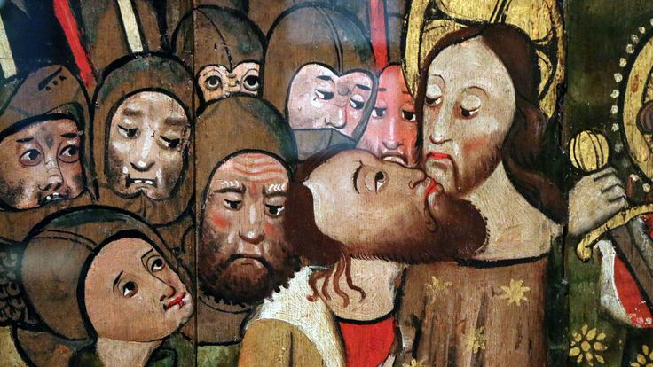Maundy Thursday IV - Christ is Betrayed | by Lawrence OP