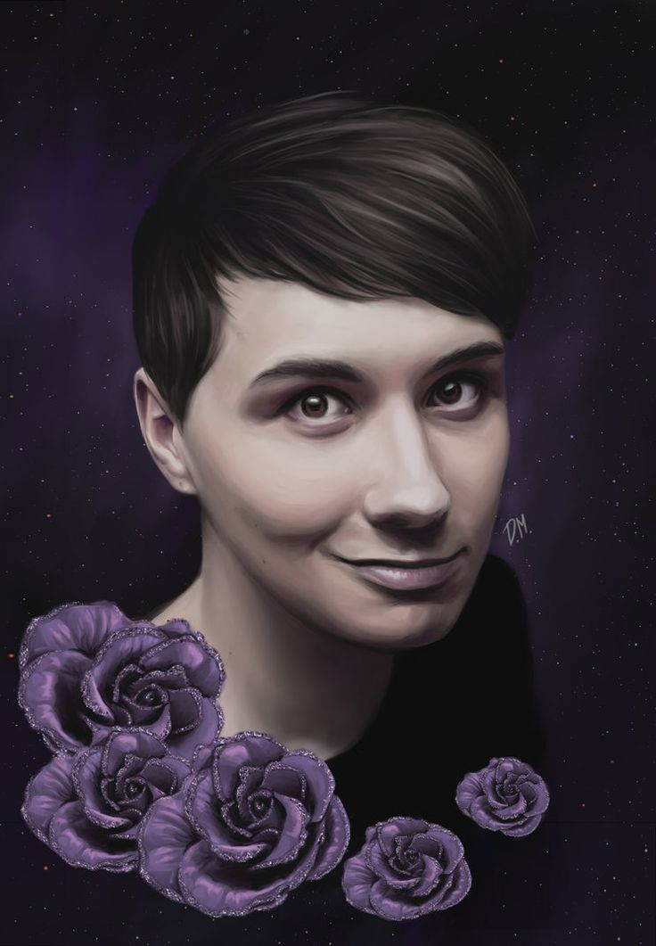 Dan Howell by DraconaMalfoy OMG this is like so perfect