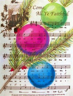 Check out student artwork posted to Artsonia from the A Vintage Christmas project gallery at Cathedral School.