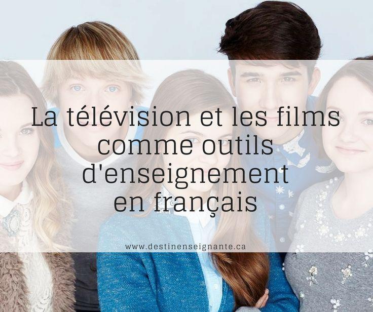 Intégrer la culture française dans la salle de classe (Partie 2 : La télévision et les films) C'EST EN FRANÇAIS ET C'EST BON? L'automn...
