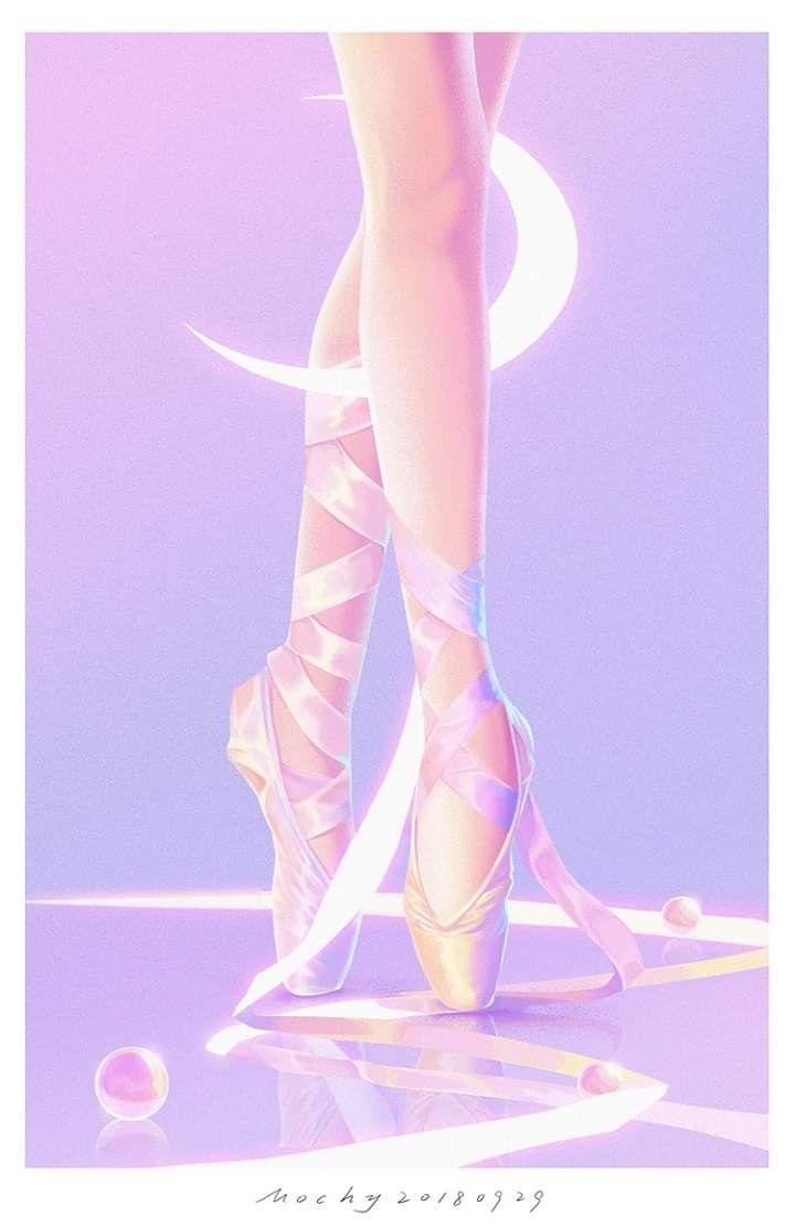Pin By Shaleena Morshidi On Sailor Moon Ballet Wallpaper Mermaid Wallpapers Wallpaper Iphone Cute