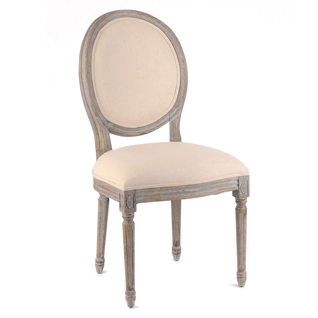 A Chair For Almost Any Room This Antique Gray Accent Brings Classic Sense Of Style To Decor Great In The Dining Living