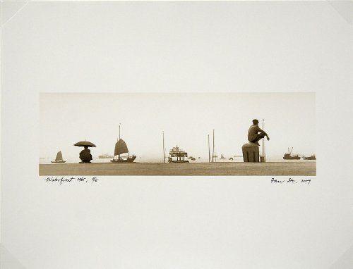 Fan Ho ~ Waterfront, 1965. Permalien de l'image intégrée