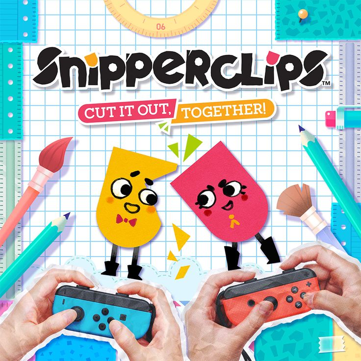 With the news that Snipperclips will be available on the Nintendo Switch from day one, finally, the Switch has a must buy launch title!