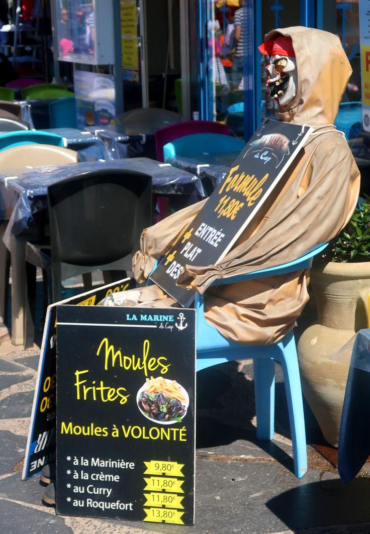 2234 - Hat er hier Moules Frites gegessen?
