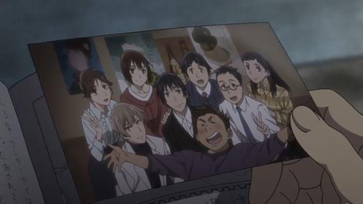 Pin by rabbi on erased in 2020 anime anime screenshots