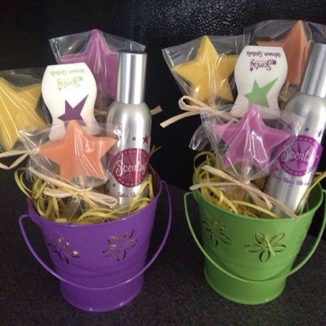 Scentsy Hostess gift idea-- Must try! I will make my hostesses happy with these. https://trevam.scentsy.us