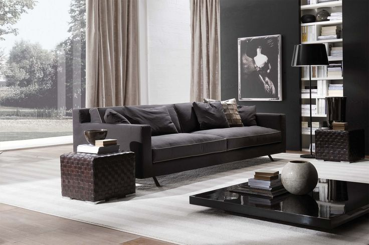 #James Sofa By #FrigerioSalotti #sofa #residential #design #madeinitaly  #livingroom