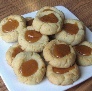 honey toffee shortbread - Gluten free/paleo