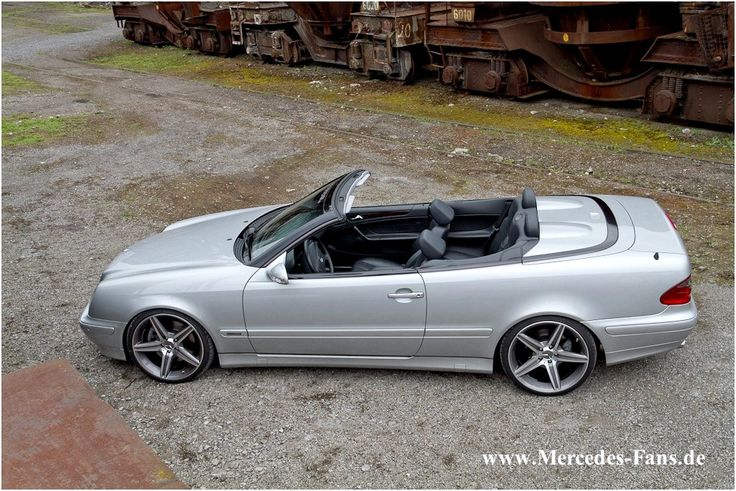 Image result for mercedes clk w208 convertible