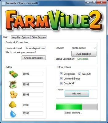 farmville 2 công cụ Hack miễn phí tải về