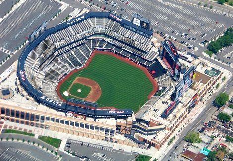 Citi Field New York Mets ballpark