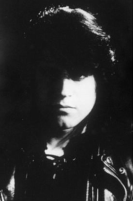 Glenn Danzig #danzig #black_and_white #young