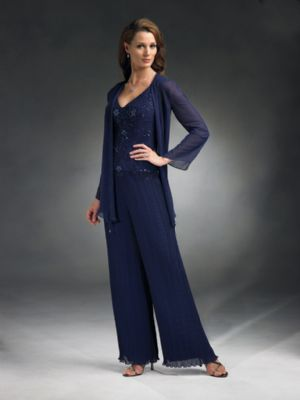 Formal Pant Suit For Womens Chiffon Wedding Dressesbride
