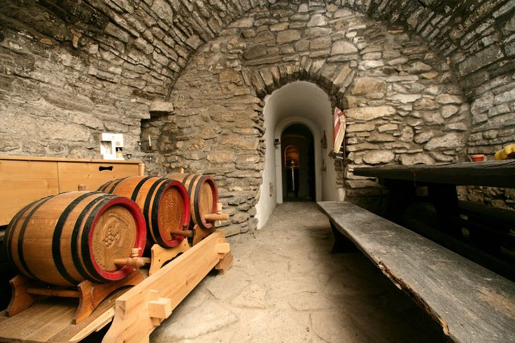 Inside the wine cellar - Hungarian Home Overlooking Lake Balaton - Slide Show - NYTimes.com