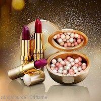 Kolekce #Giordani #Gold Opulent #Night #Oriflame  Limitovaná kolekce projasňujícího líčení s jemnými třpytkami a safírovým leskem.  www.orif24.cz