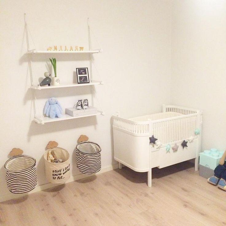 Er i fuld gang med at indrette babyværelse Det er så hyggeligt at gå derinde og…