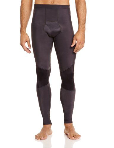 Black Friday SKINS Men's Ry400 Recovery Long Tights , Black, Large from Skins Cyber Monday
