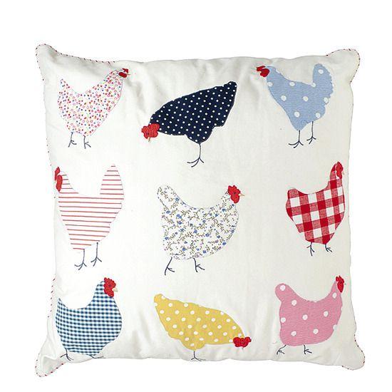 Chicken Cushion
