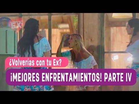 ¿Volverías con tu Ex? - Mejores Peleas Parte IV / Mega - YouTube