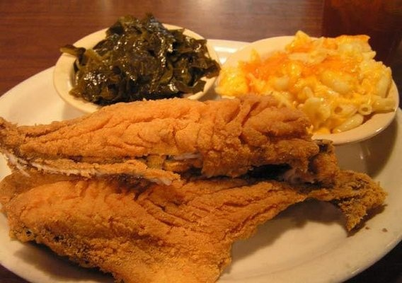 Fried croaker fish seafood cooks pinterest fish for Croaker fish recipe