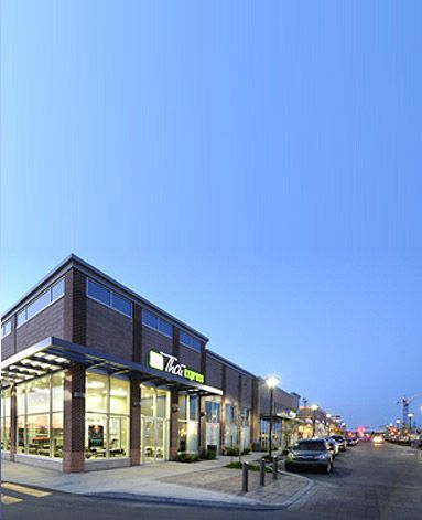 Quartier #Laval - magasins.