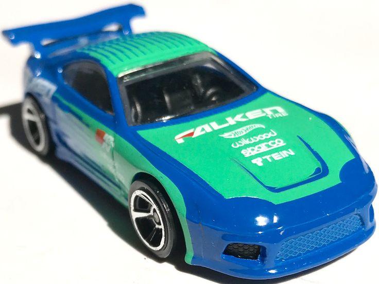 Toyota Supra 1:64 Falken Tires Deco