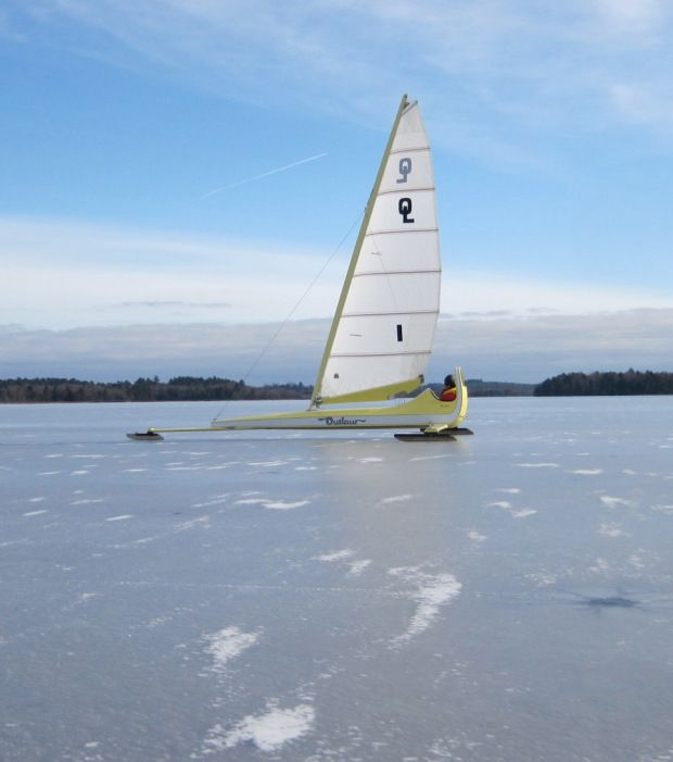 New DIY Boat: Useful Wooden ice boat plans