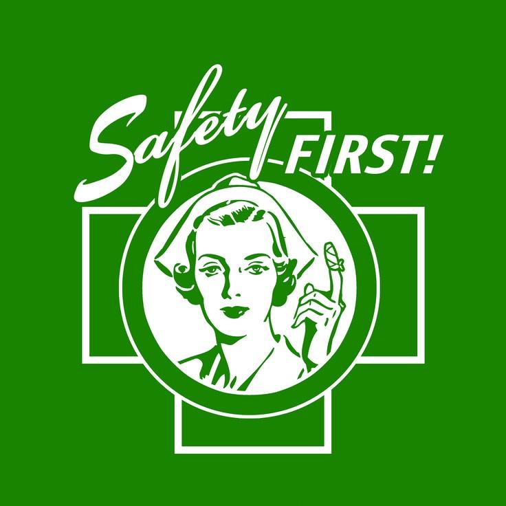 """Safety First"" logo Ichi Bike, Des Moines, IA One logo"